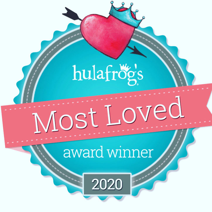 HulaFrog Most Loved Award