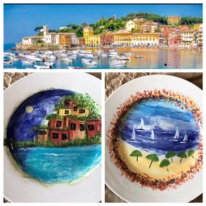 Italian Impressionist Plate Event – Class #2