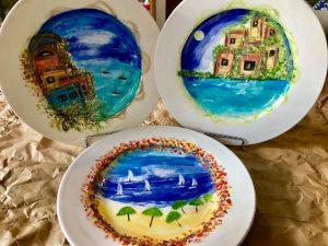 Italian Impressionist Plate Event