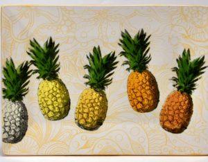Pineapple Platter Class