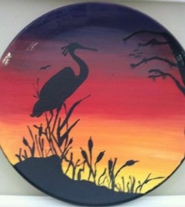 Sunset Platter Class
